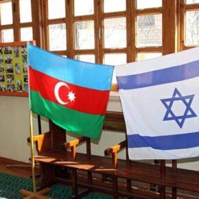 Azerbejdżan używa izraelskiej broni