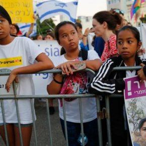 Izrael przymusowo deportuje Filipińczyków