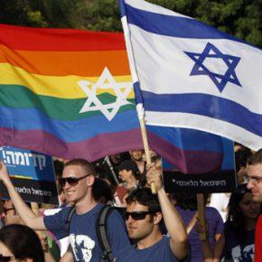 Tłumy na paradzie homoseksualistów w Jerozolimie