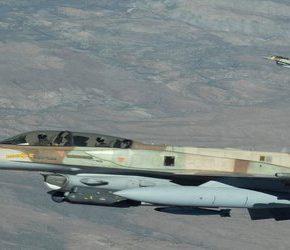 Izraelskie wojsko znowu atakuje syryjskie pozycje