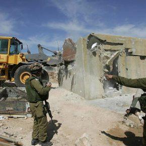Izraelskie wojsko zajęło ziemię katolickiego patriarchatu