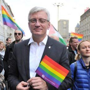 Poznań dołącza do homopropagandy