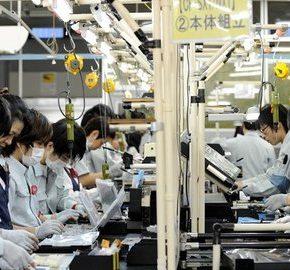 Japonia zapłaci za powrót produkcji z Chin