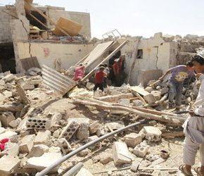 Saudyjczycy dalej masakrują Jemeńczyków