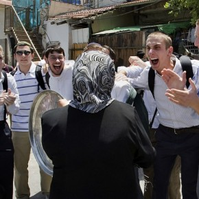 Izraelscy nastolatkowie oskarżeni o ataki na Palestyńczyków