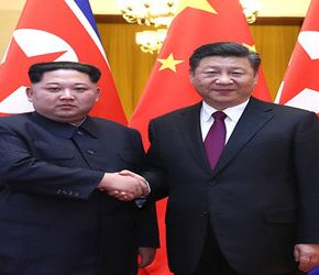 Kim Dzong Un odbył wizytę w Chinach