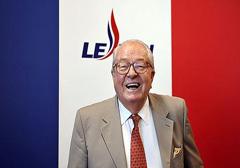 """Jean-Marie Le Pen: """"Będę Molierem polityki"""""""
