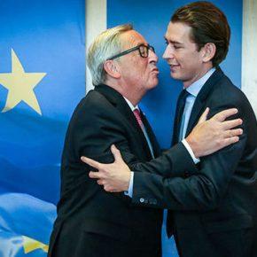 Juncker poucza Austriaków w sprawie nacjonalizmu