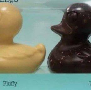 Wielkanocne czekoladki podejrzane o rasizm