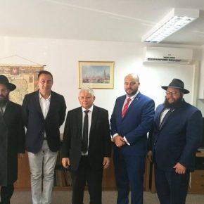 Kaczyński miał obiecać uregulowanie żydowskich roszczeń