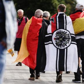 Niemcy: Brema zakazuje historycznej flagi marynarki wojennej