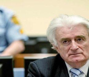 Karadžić skazany na dożywocie