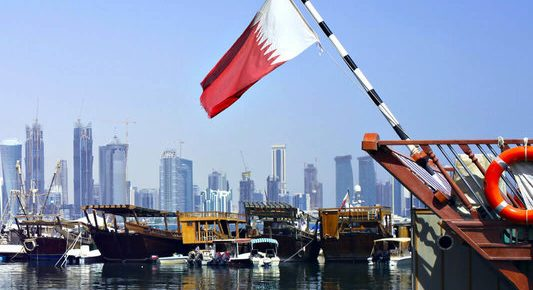 Katar na Bliskim Wschodzie