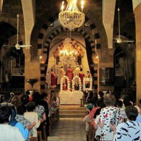 W Aleppo ponownie otwarto katolicką katedrę