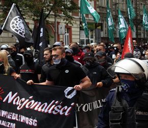 """""""Katowice miastem nacjonalizmu"""" - relacja i fotoreportaż"""