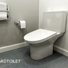 """Specjalna toaleta ma """"nie marnować czasu"""" pracownika"""