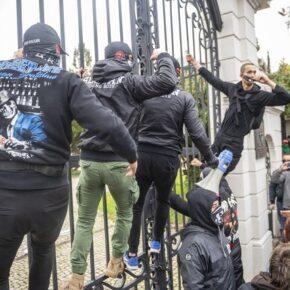Słowaccy kibice przeciwko restrykcjom