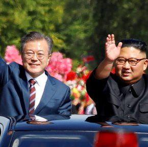 Kolejny postęp w koreańskich relacjach