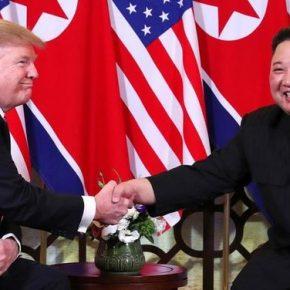 Trump i Kim nie podpisali porozumienia