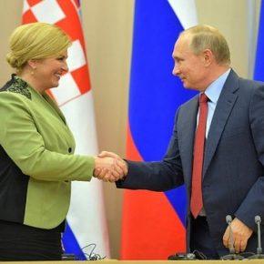 Rosja i Chorwacja chcą rozwijać współpracę