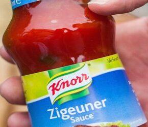 """Knorr rezygnuje z """"sosu cygańskiego"""". Powody standardowe"""