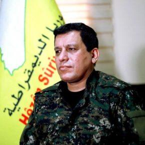 Kurdyjski dowódca chce pomocy Syrii i Rosji
