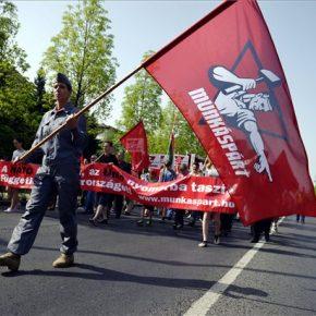 Węgierscy komuniści nie chcą imigrantów