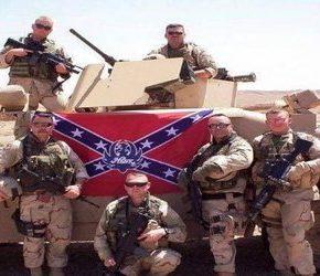 Marines mają pozbyć się konfederatek