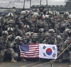 Koreańczycy zapłacą więcej za amerykańskie wojsko