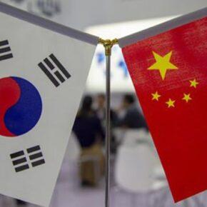 Korea Południowa zbliża się do Chin