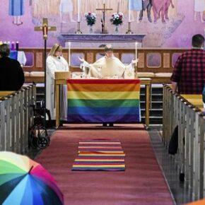Część Kościoła Szwecji walczy o prawa transseksualistów