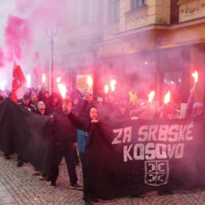 Czescy nacjonaliści okażą solidarność z Serbią