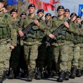 Kosowo krytykowane za plany utworzenia własnej armii