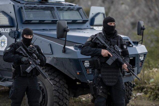 Zaostrza się sytuacja w Kosowie. Serbia wysłała wojsko na granicę