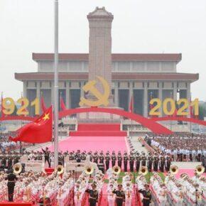 Chińscy komuniści świętują swoje stulecie
