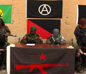 """""""Antyfaszyści"""" wzywają do wsparcia walki Kurdów"""