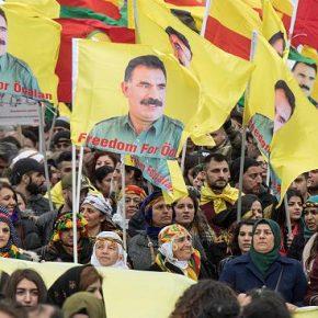 Kurdowie starli się z policją w Niemczech