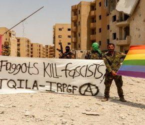 """Kurdowie odcinają się od """"oddziału LGBT"""""""