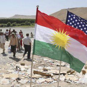 Syryjczycy protestują przeciwko Kurdom