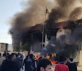 Gwałtowne protesty w irackim Kurdystanie