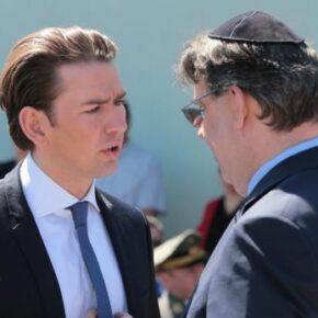 Austria wyda więcej na ochronę Żydów