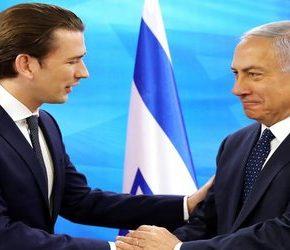 Austriacki kanclerz będzie bronił Izraela