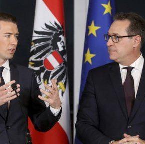 Antyimigracyjna koalicja w Austrii