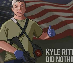 Wyślij kartkę do Kyle'a Rittenhouse'a - akcja solidarnościowa