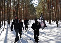 Zimowa wyprawa radomskich nacjonalistów
