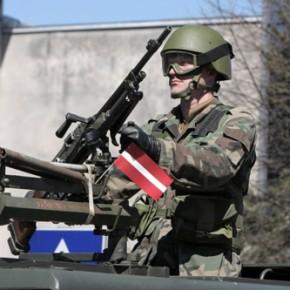 Łotwa gotowa współpracować z Rosją przeciwko Państwu Islamskiemu