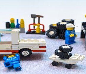 """Klocki LEGO będą """"neutralne płciowo"""""""