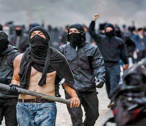 Przestępstwa polityczne stały się niemieckim problemem
