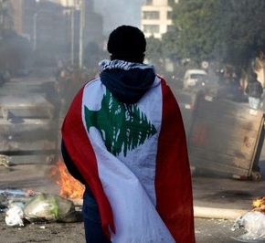 Ameryka poparła protesty w Libanie