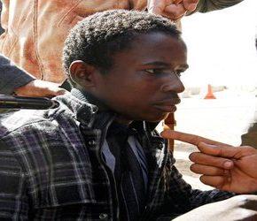W Libii kwitnie handel niewolnikami